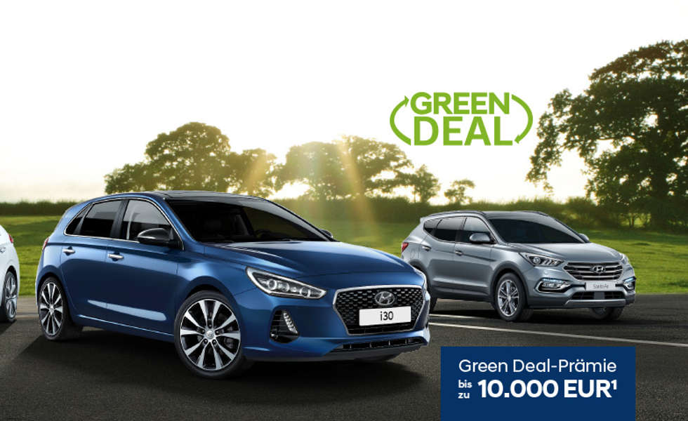Hyundai Green Deal