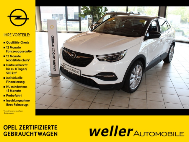 Opel Grandland X 1.6 Plug-in-Hybrid Innovation -Navi Rü