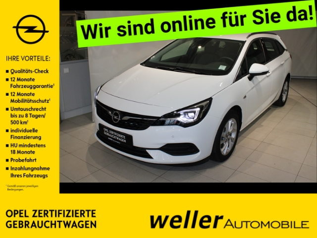 Opel Astra K Sports Tourer Business Elegance Start Stop