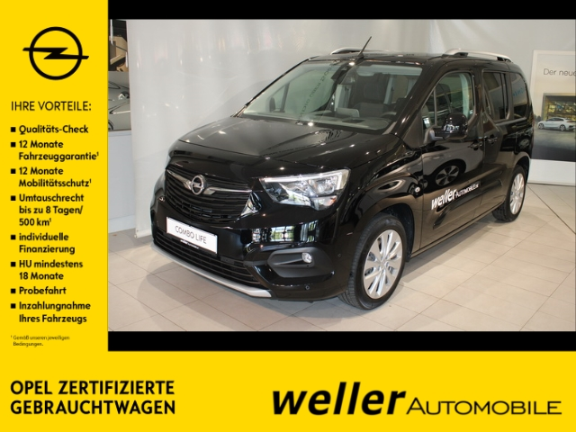 Opel Combo Life 1.5D Innovation L1H1-Navi Head-Up-Displ
