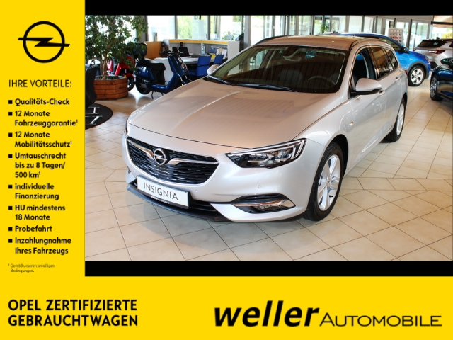 Opel Insignia B 2.0D Sports Tourer Business Edition Kam