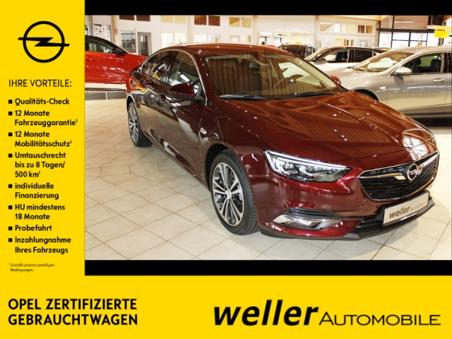 Opel Insignia Grand Sport 2.0D Innovation Navi Kamera