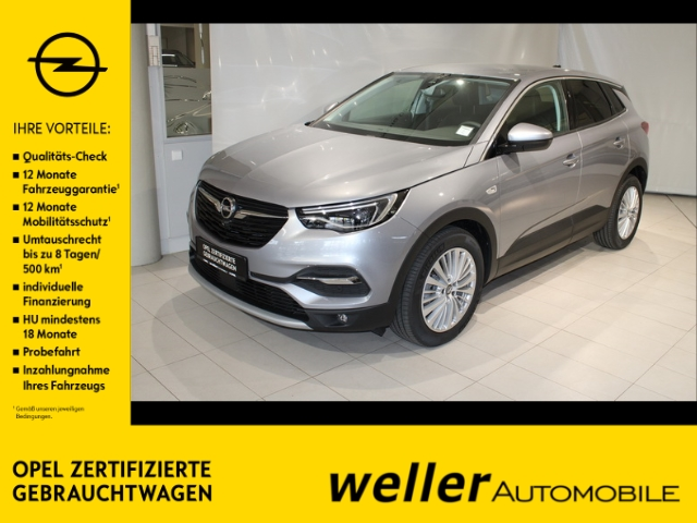 Opel Grandland X 1.6 Turbo Innovation - Navi AHK 360Gra
