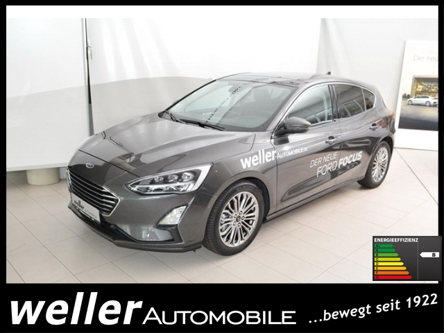 Ford Focus Titanium, Head-Up-Display,Technologiepaket
