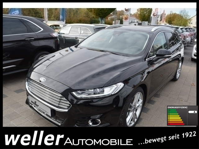 Ford Mondeo Turnier Titanium 2.0, Business-Paket 1