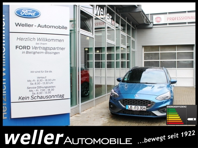 Ford Focus Turnier ST, Perfomance-Paket, Winter-Paket