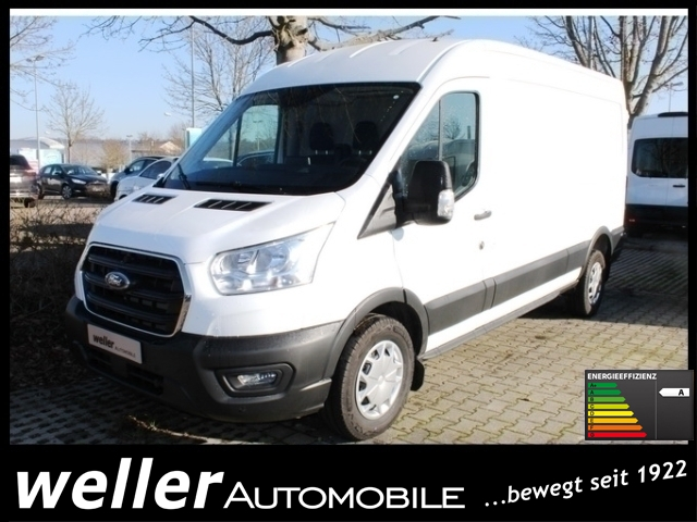 Ford Transit KASTEN 2.0 TDCI, Laderaumbeleuchtung LED