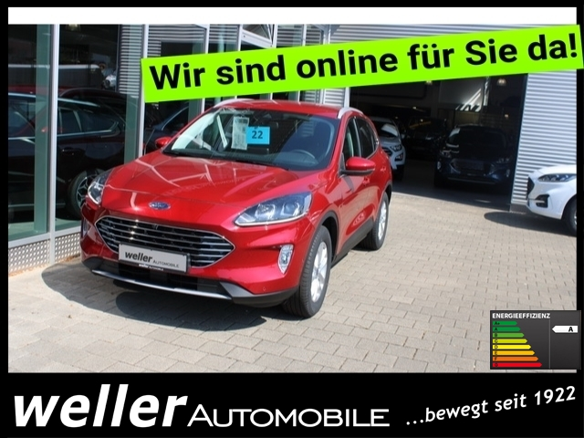 Ford Kuga Titanium 2.0 EcoBlue, B&O Sound, LED