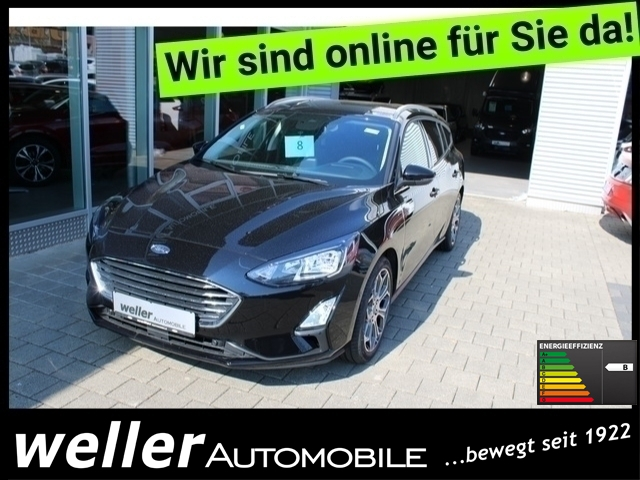 Ford Focus Turnier Titanium, Parklenkassistent, LED
