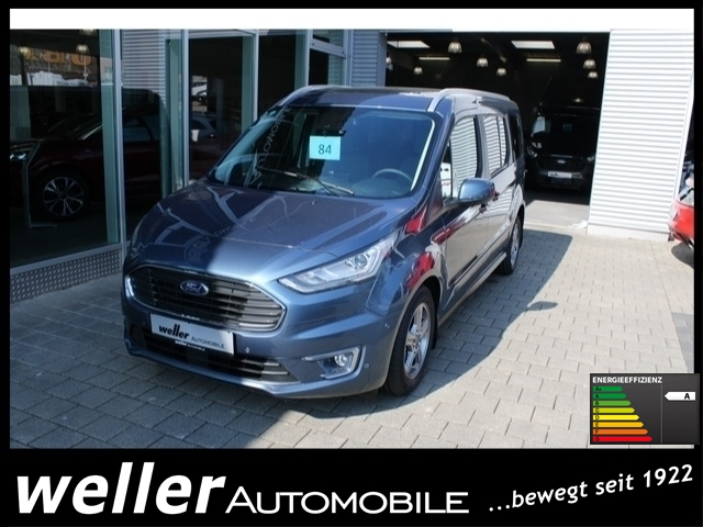 Ford Grand Tourneo Connect Titanium 1.5 TDCi, Rückfahrk