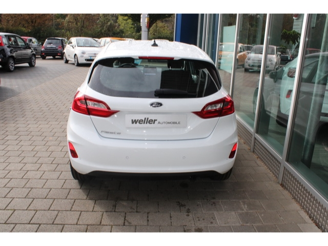 Ford Fiesta Cool&Connect, PDC,Spurassistent, 7-Gang-Aut