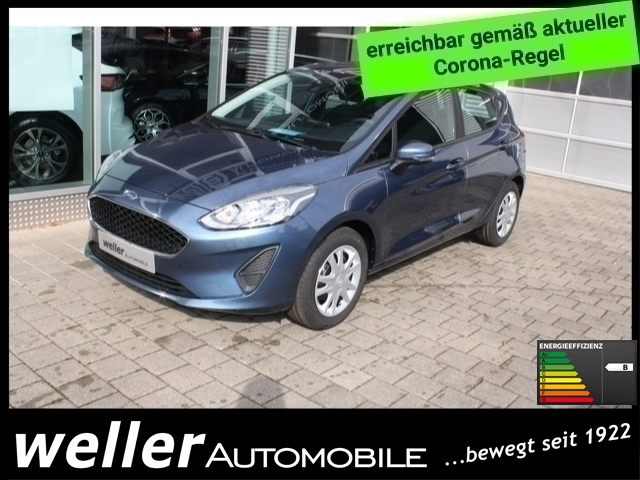 Ford Fiesta Cool&Connect, PDC hinten, Tempomat, Lichtse