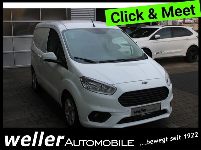 Ford Transit Courier Limited 1.0 EcoBoost Lichtsensor