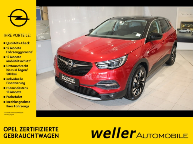 Opel Grandland X 1.6 Turbo Innovation Navi AHK 360Grad-