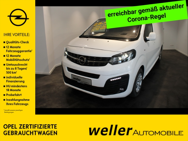 Opel Vivaro Cargo L 2.0D Innovation-IntelliLink Head-Up