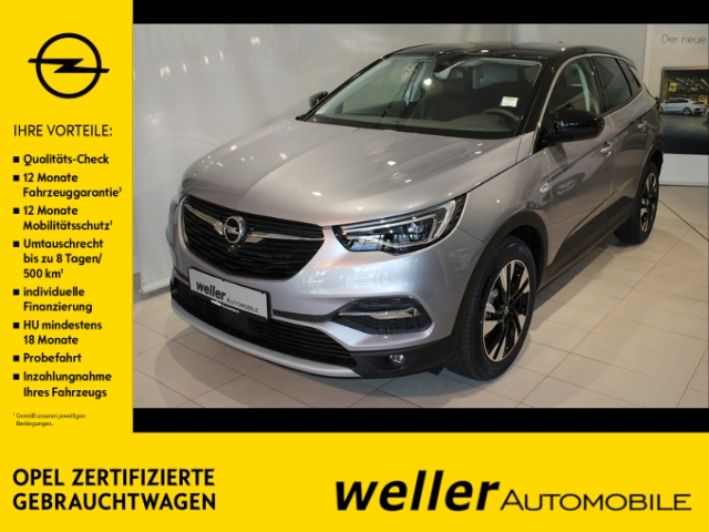Opel Grandland X 1.2 Turbo Innovation - Navi AHK Rückfa