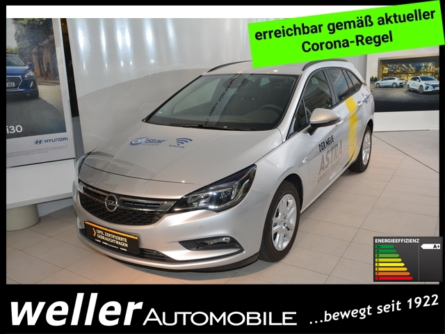 Opel Astra K Sports Tourer 1.6 CDTI Business Navi