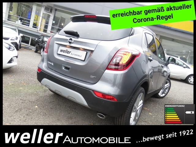 Opel Mokka X 1.6 CDTI Innovation Automatik IntelliLux N