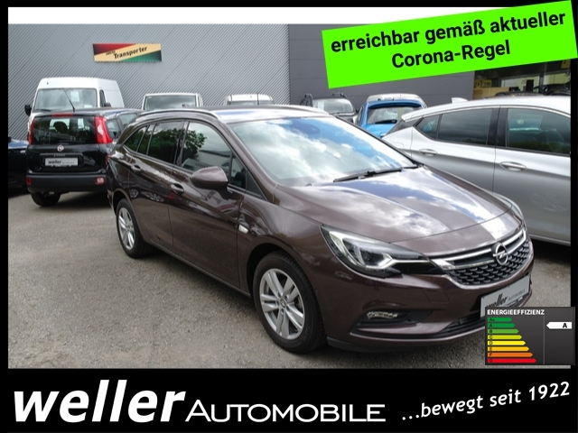 Opel Astra K 1.0 Turbo Sports Tourer Active Matrix-LED