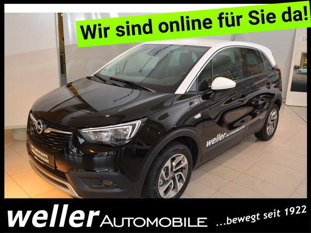 Opel Crossland X 1.2 Innovation EURO6D-Temp Automatik N