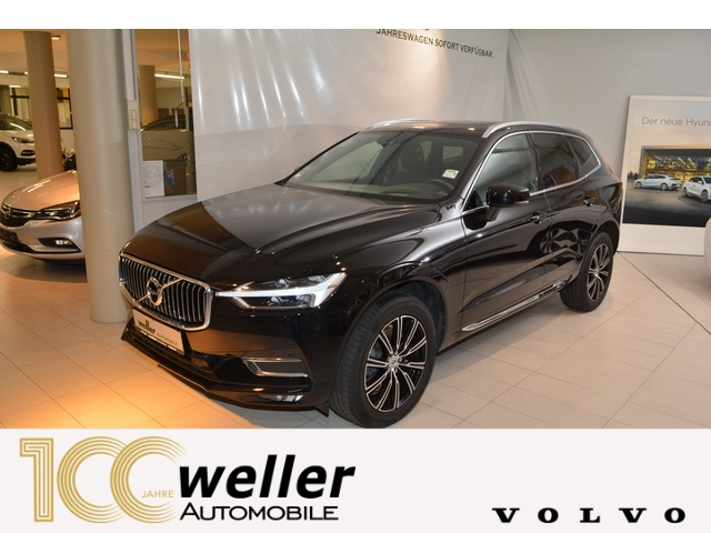 Volvo XC 60 T6 AWD GEARTRONIC Inscription Navi Rückfahrk