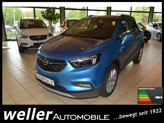 Opel Mokka X 1.4 Innovation Navi LED 2xKamera Sitzheizu