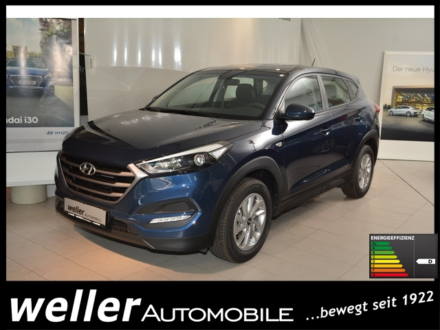Hyundai Tucson 1.6 GDI-TURBO SONDEREDITION