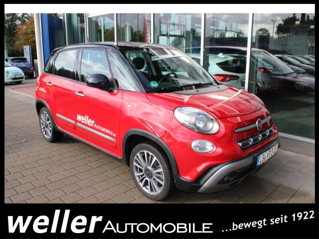 Fiat 500L Cross 1.4 T-Jet Klima Apple CarPlay / Android