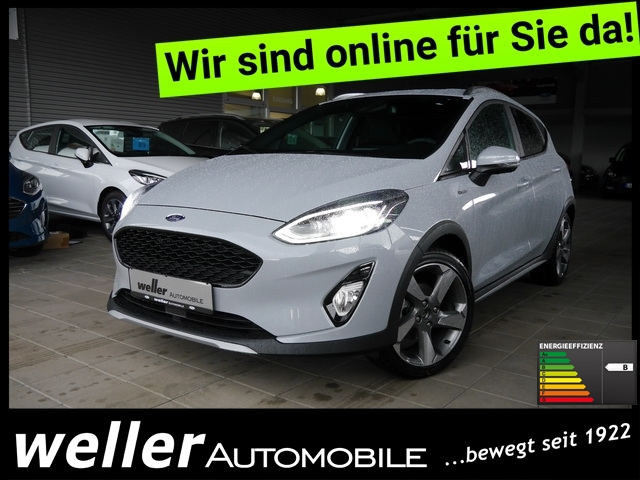 Ford Fiesta Active Plus, LED-Scheinwerfer, B&O, Navi,