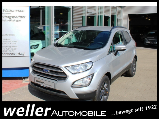 Ford EcoSport Cool&Connect,Winter-Paket,Design-Paket 1