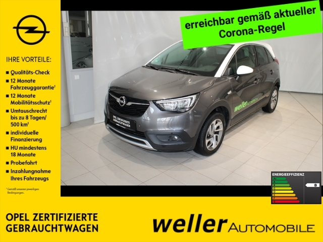 Opel Crossland X 1.2 Innovation Navi Parkassistent Rück