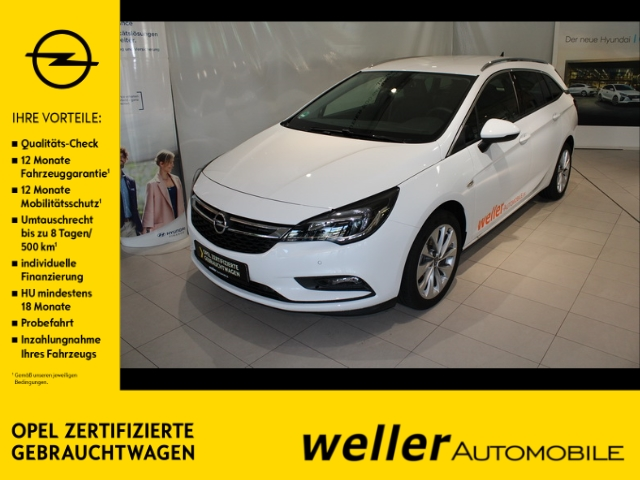 Opel Astra K 1.4 Sports Tourer Innovation Navi Kamera S