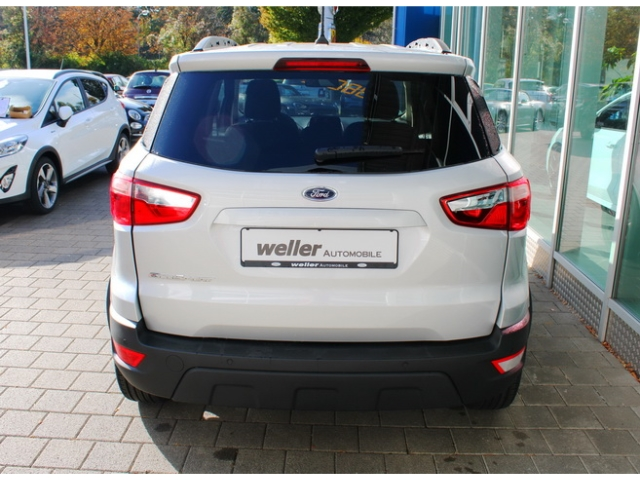 Ford EcoSport Cool&Connect, Winter-Paket, Design-Paket