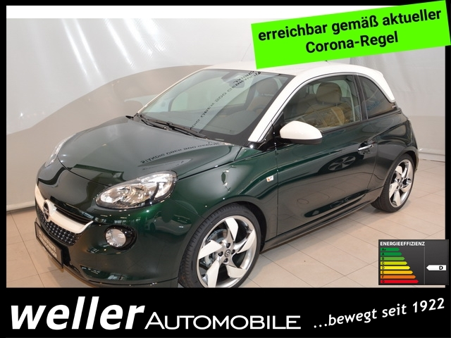 Opel Adam 1.4 UNLIMITED EURO6D-Temp IntelliLink Parksen