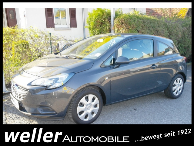 Opel Corsa E 1.2 EDITION Klima Bluetooth CD-Mp3 USB