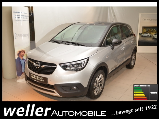 Opel Crossland X 1.2 Innovation Euro6D-TEMP Kamera Sitz