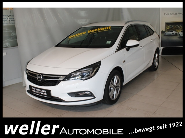 Opel Astra K 1.4 Sports Tourer Innovation Automatik AHK