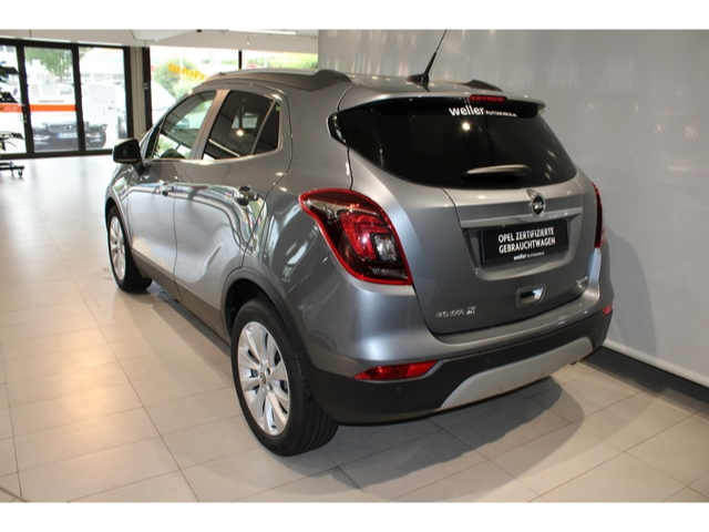 Opel Mokka X 1.4 Turbo Innovation Automatik Kamera Navi