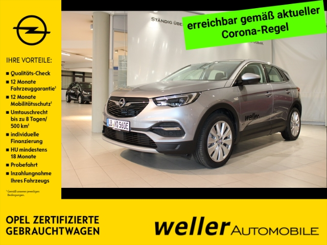 Opel Grandland X 1.6 Plug-in-Hybrid- Innovation Navi Ka
