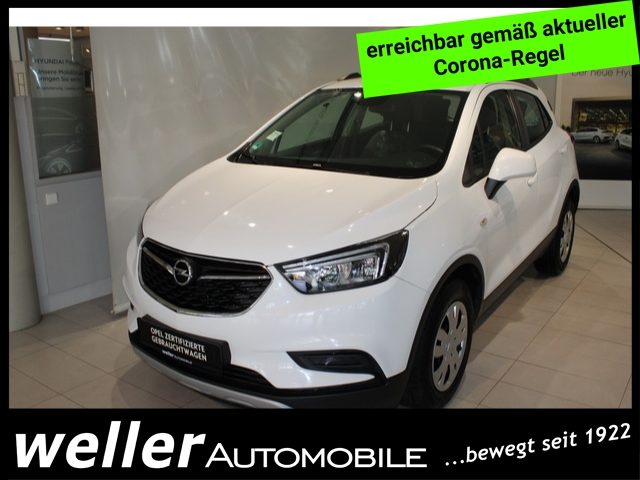 Opel Mokka X 1.6 SELECTION Bluetooth Klima USB Tempomat