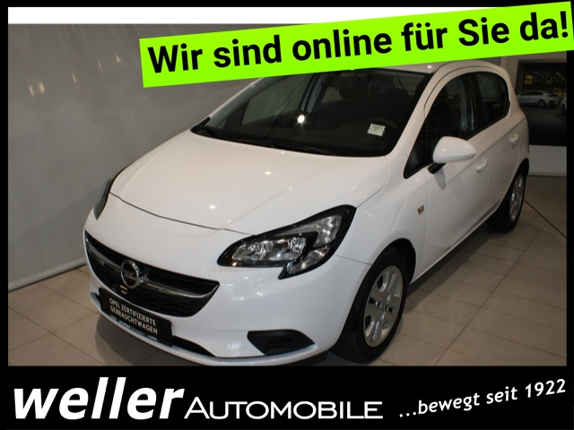 Opel Corsa E 1.2 Edition CD-MP3 Klima Bluetooth Zentral