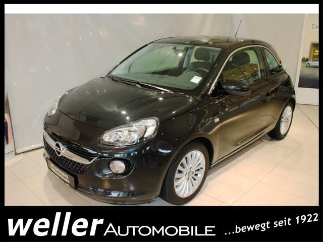 Opel Adam 1.2 JAM Klima Bluetooth Alu Tempomat CD-MP3
