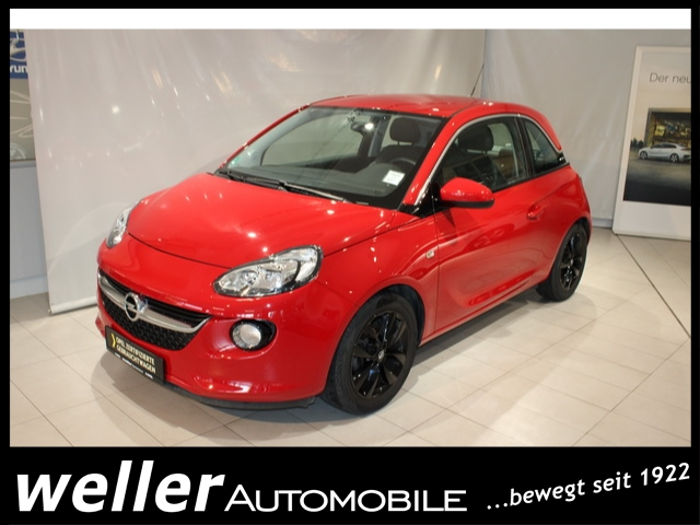 Opel Adam JAM 1.2 Klima Bluetooth Radio-CD USB Tempomat