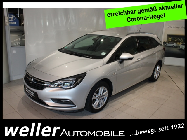 Opel Astra K 1.4 Sports Tourer ACTIVE Bluetooth Parksen