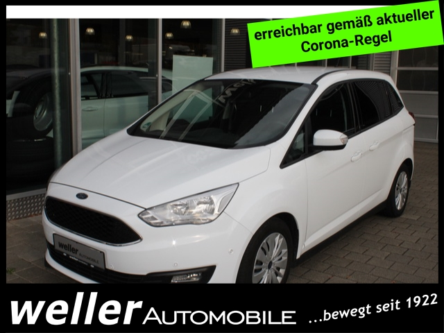 Ford Grand C-Max 1.5 TDCI TREND Standheizung Navi Parks