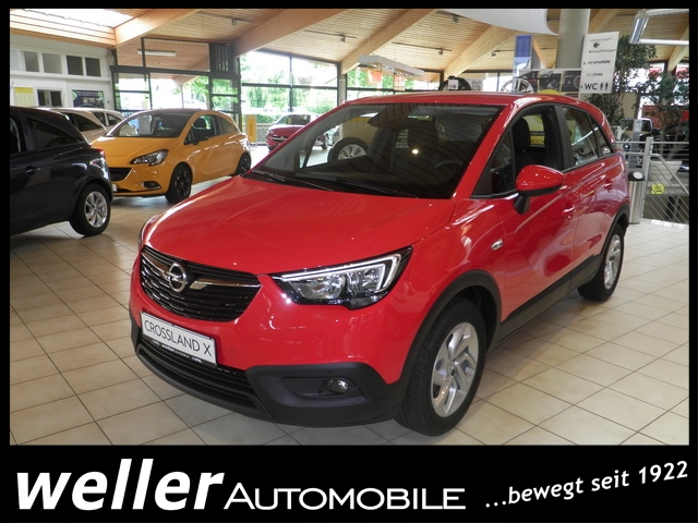 Opel Crossland X 1.2 Edition IntelliLink Parksensoren B