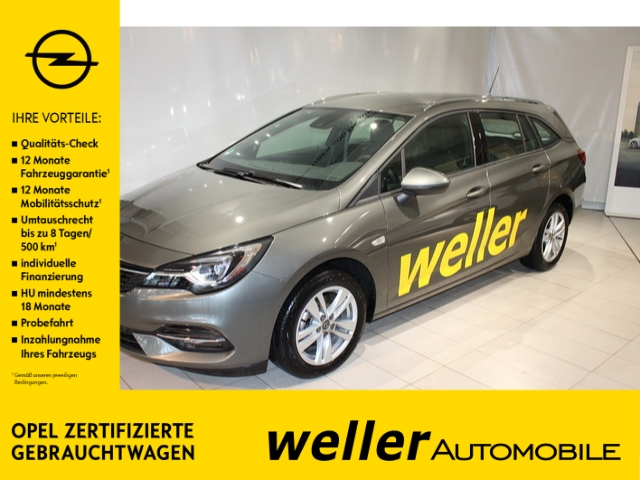 Opel Astra Sports Tourer GS-LINE 1.5D Touchscreen Bluet