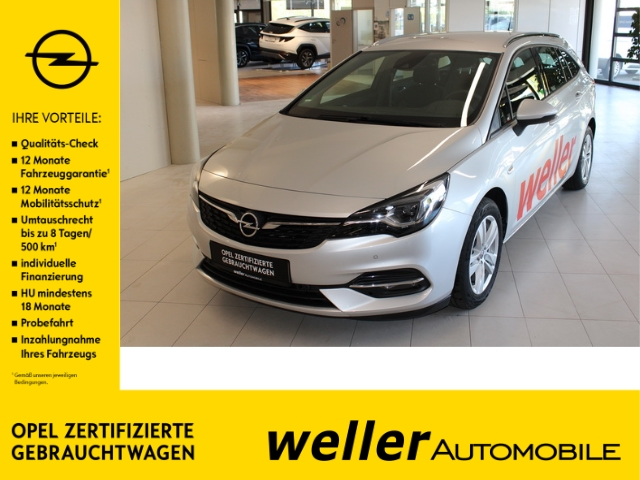 Opel Astra K Sports Tourer GS-LINE 1.5D LED Parksensore