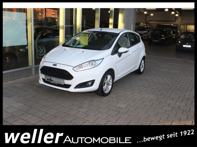 Ford Fiesta 1.25 CELEBRATION Klima Bluetooth USB Zentra