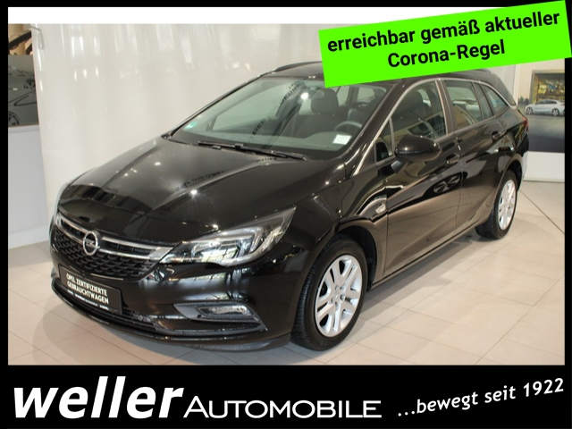 Opel Astra K 1.4 TURBO Sports Tourer Edition Parksensor